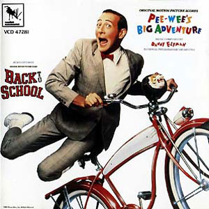 Pee Wee S Big Adventure Analyse De La Musique Compos 233 E