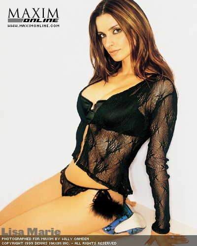 Lisa Marie - Wallpaper Colection