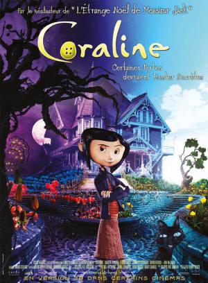 Affiche haute définition de Coraline