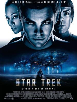 Affiche haute définition de Star Trek