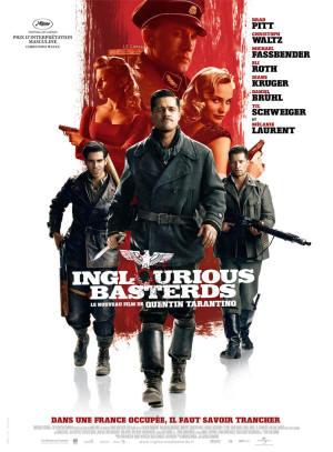 Affiche haute définition de Inglourious basterds