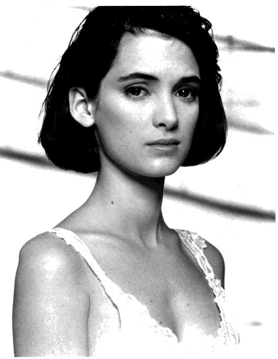 Winona Ryder - Girl Curly Hairstyles